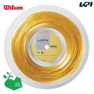 LUXILON ルキシロン 「LUXILON 4G 125 200mロール WRZ990141」硬式テニスストリング ガット|kpi24
