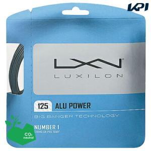 LUXILON ルキシロン 「ALUPOWER アルパワー  WRZ9951」硬式テニスストリング ガット|kpi24