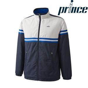 プリンス Prince テニスウェア ユニセックス ウィンドジャケット WU8615 2018FW kpi24