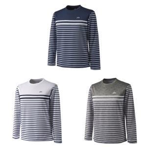 プリンス Prince テニスウェア ユニセックス ロングスリーブシャツ WU9003 2019SS|kpi24