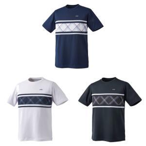プリンス Prince テニスウェア ユニセックス ゲームシャツ WU9007 2019SS[ネコポス可]|kpi24