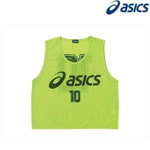 アシックス asics サッカーアクセサリー  ビブス 10枚セット  XSG060-81|kpi24