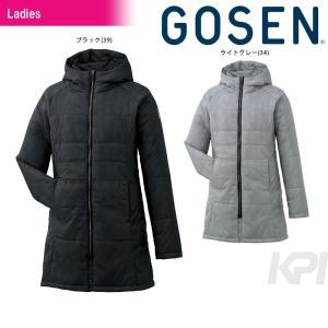 GOSEN ゴーセン 「Women's レディース アイダーウォームスコート Y1605」テニスウェア「2016FW」|kpi24