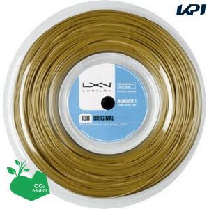 LUXILON(ルキシロン)「BIG BANGER ORIGINAL(オリジナル)」200mロール テニスストリング(ガット)「KPI」|kpi24