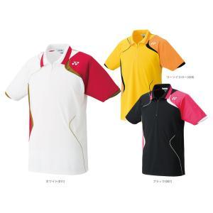 YONEX ヨネックス 「Uni ポロシャツ スタンダードサイズ  10142」スポーツウェア「FW」 『即日出荷』