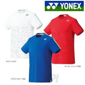 Yonex ヨネックス [ユニシャツ フィットスタイル  10163]テニスゲームシャツ・パンツ ウェア「FW」『即日出荷』