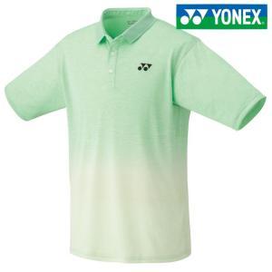 ヨネックス YONEX テニスウェア ユニセックス ユニポロシャツ 10245-776 2018SS...