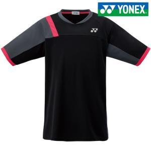 ヨネックス YONEX テニスウェア ユニセックス ユニシャツ 10254-007 2018SS...