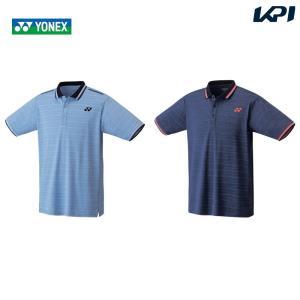 ヨネックス YONEX テニスウェア ユニセックス ゲームシャツ フィットスタイル  10280 2019FW [ポスト投函便対応]|kpi