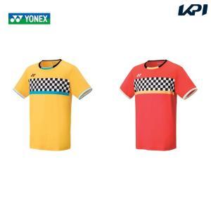 ヨネックス YONEX バドミントンウェア メンズ ゲームシャツ フィットスタイル  10289 2019FW [ポスト投函便対応]|kpi