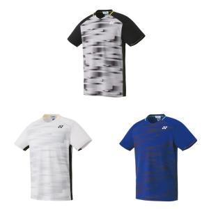 「365日出荷」ヨネックス YONEX テニスウェア ユニセックス ゲームシャツ フィットスタイル ...