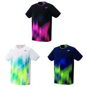 ヨネックス YONEX バドミントンウェア ユニセックス ゲームシャツ フィットスタイル  10321 2019SS[ポスト投函便対応]|kpi