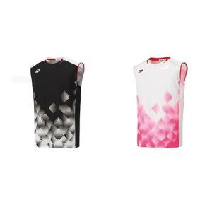ヨネックス YONEX バドミントンウェア メンズ ゲームシャツ ノースリーブ  10350 2019FW 10月中旬入荷予定※予約 [ポスト投函便対応]|kpi