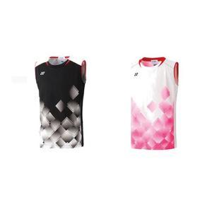 ヨネックス YONEX バドミントンウェア ジュニア ゲームシャツ ノースリーブ  10350J 2019FW [ポスト投函便対応]|kpi