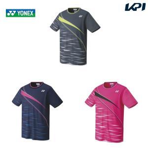 ヨネックス YONEX バドミントンウェア ユニセックス ユニゲームシャツ 10410 2021SS...