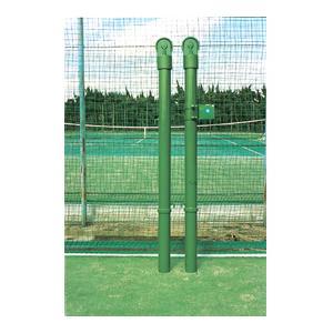 BRIDGESTONE(ブリヂストン)スタンダード型テニスポスト(ステンレス)11-9510|kpi