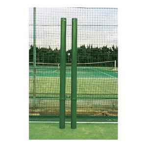 BRIDGESTONE(ブリヂストン)スーパーアルゴス型テニスポスト(スチール)11-9517|kpi