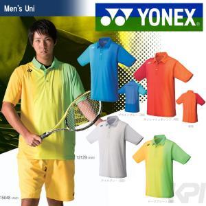 テニスウェア バドミントン ウェア メンズ  ヨネックス YONEX ポロシャツ スタンダードサイズ 12129  SS