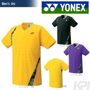 YONEX ヨネックス 「UNI シャツ 12142」テニスウェア『即日出荷』