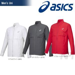 アシックス asics テニスウェア Uni ATHLETE JACKET 125158 「SS」|kpi