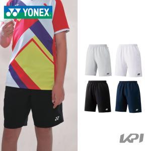 「2017モデル」YONEX ヨネックス 「JUNIOR ジュニアハーフパンツ 15048J」テニス&バドミントンウェア「2016SS」|kpi