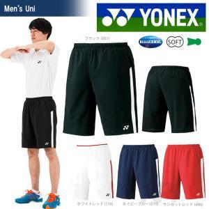 ヨネックス YONEX テニスウェア UNI ハーフパンツ フィットスタイル 15051 「2016SS」「2017モデル」|kpi