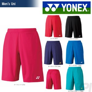 YONEX ヨネックス 「UNI ニットハーフパンツ 15054」ウェア「SS」『即日出荷』[ネコポス可]