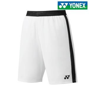 ヨネックス YONEX テニスウェア メンズ メンズニットハーフパンツ 15071-011 2018SS[ポスト投函便対応]|kpi
