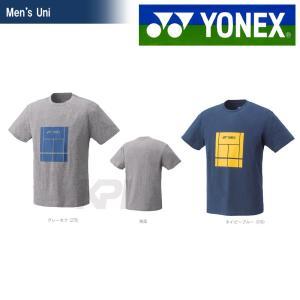 YONEX ヨネックス 「Uni ユニTシャツ スリムロング  16245」テニス&バドミントンウェア「SS」『即日出荷』|kpi