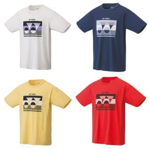 ヨネックス YONEX テニスウェア ユニセックス ドライTシャツ 16363 2019SS|kpi