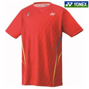 ヨネックス YONEX バドミントンウェア メンズ ドライTシャツ リン・ダン選手モデル 16392Y-380 2018FW 『即日出荷』