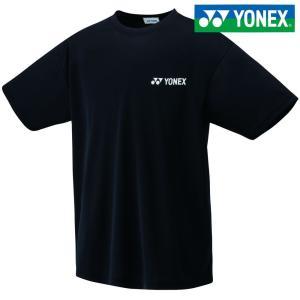 ヨネックス YONEX テニスウェア ユニセックス ユニドライTシャツ 16400-007 2018SS[ポスト投函便対応]|kpi