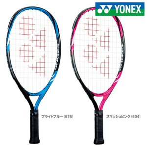 ヨネックス YONEX テニスジュニアラケット ジュニア Eゾーン ジュニア19 EZONE Junior19 「ガット張り上げ済み」 17EZJ19G|kpi