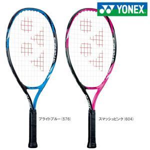 ヨネックス YONEX テニスジュニアラケット ジュニア Eゾーン ジュニア23 EZONE Junior23 「ガット張り上げ済み」 17EZJ23G|kpi