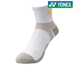 ヨネックス YONEX テニスアクセサリー メンズ メンズハーフソックス 19130-011[ポスト投函便対応]|kpi