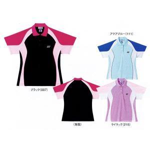 ヨネックス YONEX ソフトテニスウェア Ladies シャツ(スリムタイプ) 20098 即日出荷 kpi