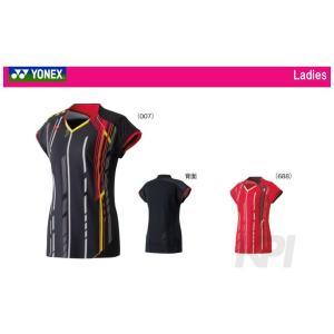 ヨネックス YONEX テニスウェア GIRL ジュニアポロシャツ 20235J kpi