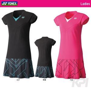 ヨネックス YONEX テニスウェア WOMEN ワンピース 20237 即日出荷|kpi