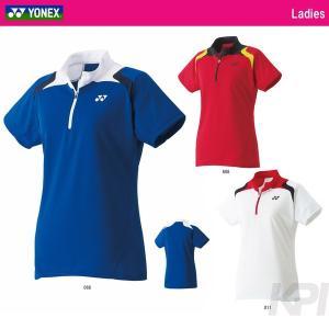 『即日出荷』YONEX ヨネックス 「WOMEN ウィメンズシャツ スリムロングフィットタイプ  20241」レディースウェア|kpi