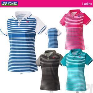 『即日出荷』YONEX ヨネックス 「WOMEN ウィメンズシャツ スリムロングフィットタイプ  20243」レディースウェア|kpi