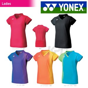 YONEX ヨネックス 「Ladies レディースシャツ スリムロングフィットタイプ  20297」テニス&バドミントンウェア「SS」 『即日出荷』|kpi