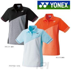 Yonex ヨネックス [レディース ウィメンズポロシャツ 20337]テニスゲームシャツ・パンツ ウェア「FW」『即日出荷』[ネコポス可]