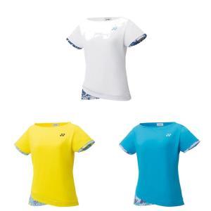 「365日出荷」ヨネックス YONEX テニスウェア レディース ゲームシャツ 20502 2019...