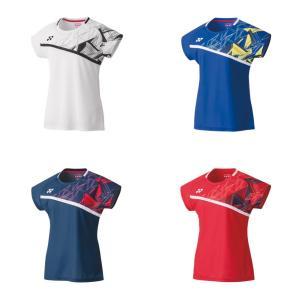 ポスト投函便「送料無料」ヨネックス YONEX テニスウェア レディース ゲームシャツ 20522 ...