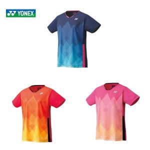 ヨネックス YONEX テニスウェア レディース ウィメンズゲームシャツ レギュラー  20622 ...