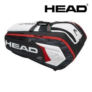 『即日出荷』ヘッド HEAD テニスバッグ・ケース  Djokovic 12R Monstercombi 283008|kpi