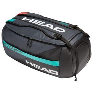 ヘッド HEAD テニスバッグ・ケース  Gravity Sport Bag グラビティ スポートバッグ ラケット6本入 283020 『即日出荷』|kpi
