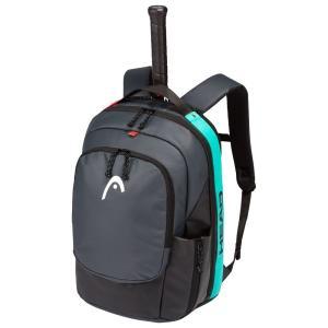 ヘッド HEAD テニスバッグ・ケース  Gravity Backpack グラビティ バックパック ラケット収納可能 283030 『即日出荷』|kpi