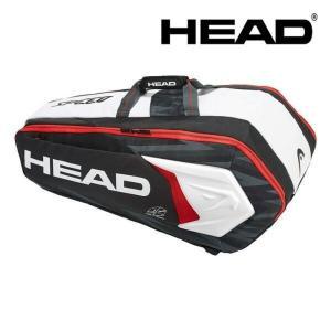 「均一セール」『即日出荷』ヘッド HEAD テニスバッグ・ケース  Djokovic 9R Supercombi 283048|kpi