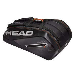ヘッド HEAD テニスバッグ・ケース  Tour Team 12R Monstercombi ツアー・チーム 12R モンスターコンビ ラケットバッグ 12本入 283109|kpi